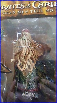 Kotobukiya PIRATES OF THE CARIBBEAN DAVEY DAVY JONES ARTFX Statue NEW IN BOX