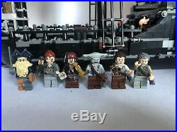 LEGO 4184 The Black Pearl Pirates of the Caribbean. 99.9% Complete