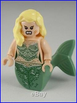 LEGO 4194 Pirates of the Caribbean Mermaid Minifig / Mini Figure
