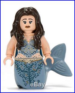 LEGO 4194 Pirates of the Caribbean Mermaid Syrena Minifig / Mini Figure