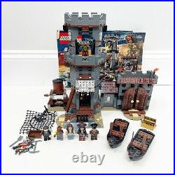LEGO 4194 Pirates of the Caribbean Whitecap Bay With Manual Retired