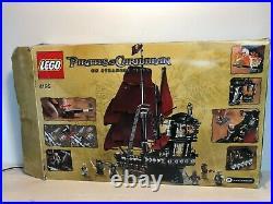 LEGO 4195 PIRATES Queen Anne's Revenge Full Complete