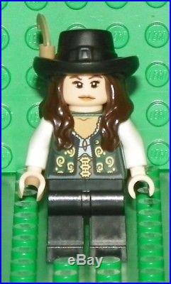 LEGO 4195 Pirates of the Caribbean Angelica Minifig / Mini Figure