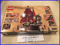 LEGO 4195 Pirates of the Caribbean Queen Anne's Revenge