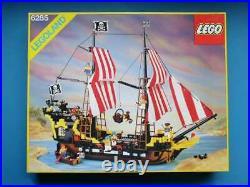 LEGO 6285 BLACK SEAS BARRACUDA-100%-Piratenschiff mit BA+OVP wie NEU-MIB