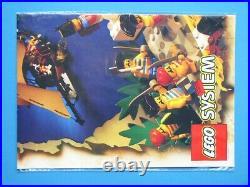LEGO 6286 SKULLS EYE SCHOONER-100%-Piratenschiff mit BA+OVP wie NEU-MIB