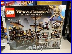 LEGO 71042 Pirates of the Caribbean Silent Mary New and Sealed