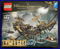 LEGO 71042 Pirates of the Caribbean Silent Mary Retired NEW