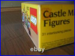 LEGO Castle 6103 Castle Mini Figures 100% Complete with Box & Product Catalog