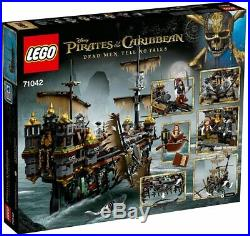LEGO DISNEY Pirates of The Caribbean Silent Mary 71042 SEALED. 48HR PARCELFORCE