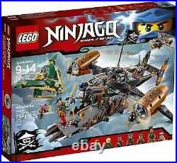 LEGO Ninjago Misfortune's Keep (70605) (NISB)