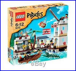 LEGO Pirates ll 6242 Soldier's Fort New Sealed