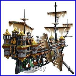 LEGO Pirates of The Caribbean Silent Mary 71042, BRAND NEW DAMAGED PACKAGING