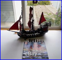 LEGO Pirates of the Caribbean 4195 Queen Anne's Revenge (100% complete)