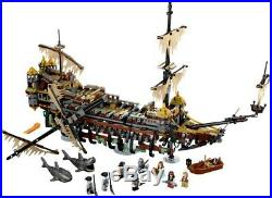 LEGO Pirates of the Caribbean Dead Men Tell No Tales Silent Mary Set # 71042