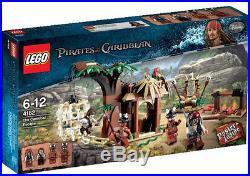 LEGO Pirates of the Caribbean Flucht vor den Kannibalen 4182 NEU & OVP