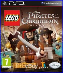 LEGO Pirates of the Caribbean (PS3) Game HIVG The Cheap Fast Free Post