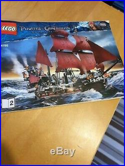 LEGO Pirates of the Caribbean Queen Anne's Revenge (4195)