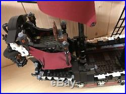 LEGO Pirates of the Caribbean Queen Anne's Revenge (4195) Complete, Ins