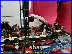 LEGO Pirates of the Caribbean Queen Anne's Revenge 4195 rare & retired with box