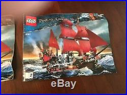 LEGO Pirates of the Caribbean Queen Anne's Revenge Set (4195)