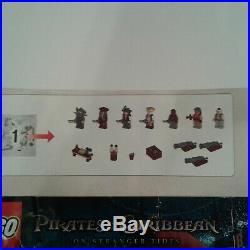 LEGO Pirates of the Caribbean Queen Anne's Revenge Set 4195 Read Description