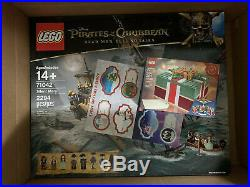 LEGO Pirates of the Caribbean Silent Mary 71042 BNIB + Free Gift 40292