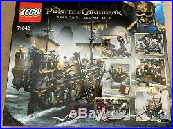 LEGO Pirates of the Caribbean Silent Mary (71042) NEW