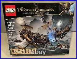 LEGO Pirates of the Caribbean Silent Mary 71042 New & Sealed