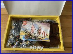 Lego 10040 Black Seas Barracuda NEW SEALED CONDITION WOW