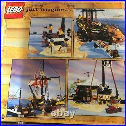 Lego 10040 Pirates Legends Black Sea Barracuda New Retired P2