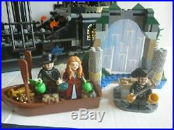 Lego 4184 Pirates of the Caribbean THE BLACK PEARL toy COMPLETE +4181,4192 parts