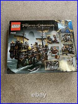 Lego 71042 Silent Mary (Pirates Of The Caribbean) BNIB Retired Set
