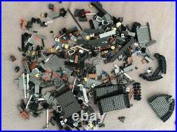 Lego Black Pearl Hull Ship incomplete Set 4184