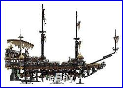 Lego Disney Pirates Of The Caribbean Silent Mary Pirate Ship 2294pc Jack Sparrow
