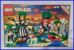 Lego Pirates 6278 Enchanted Island New Sealed VHTF