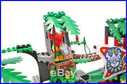 Lego Pirates I Islanders Set 6278-1 Enchanted Island 100% complete +instructions