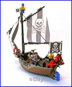 Lego Pirates I Set 6268-1 Renegade Runner 100% complete + instructions