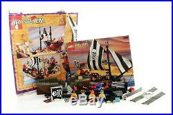 Lego Pirates I Set 6268 Renegade Runner 100% complete +instructions vintage 1993