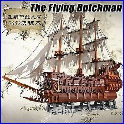 Lego Pirates Of The Caribbean Silent Moc 16016 Building Kit Ship