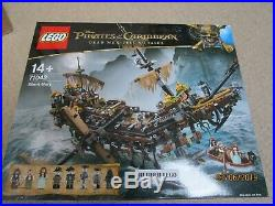 Lego Pirates Of The Caribbean -silent Mary- Brand New & Factory Sealed Retired