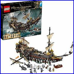 Lego Pirates of the Caribbean 71042 SILENT MARY Jack Sparrow Carina Ship NEW