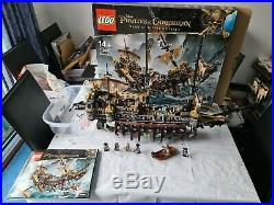Lego Pirates of the Caribbean, set 71042, pre-owned, Silent Mary, 100% Complete