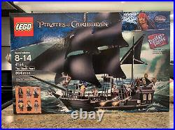 Lego Pirates of the Caribbean the Black Pearl Set (4184) MISB