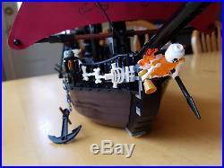 Lego Queen Anne's Revenge 4195 (Retired) Pirate Ship Pirates of the Caribbean