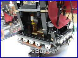 Lego Queen Anne's Revenge Pirates Of The Caribbean 4195