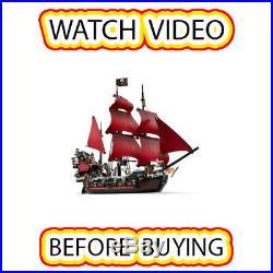 Lego Queen Anneâs Revenge Set 4195 Pirates of the Caribbean