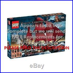 Lego Queen Annes Revenge Pirates of the Caribbean 4195-1 Set