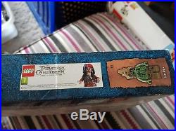 Lego pirates of the caribbean the mill set 4183
