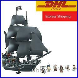 Legoins 4184 Disney Pirates Of The Caribbean Black Pearl Ship Jack Sparrow 2020